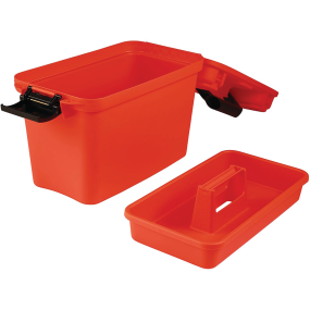 Safety Orange Boater's Box