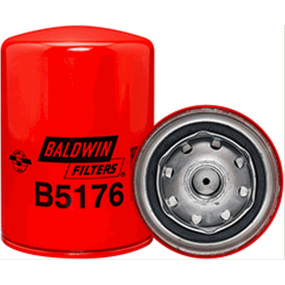 Baldwin Filters B5176 - Coolant Spin-on Filter without Chemicals