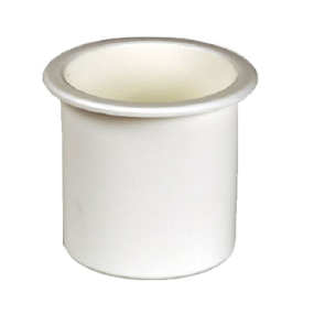 Standard Size Can Holder - White