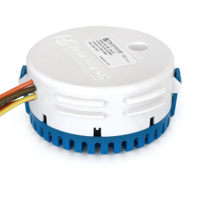 Oil and Fuel Detector with Smart Bilge Pump Switch