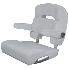HA1 Series 25 in Capri Helm Chair - Deluxe