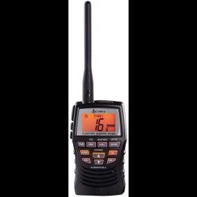 mrhh150flt of Cobra Marine Handheld floating VHF radio