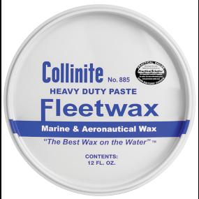 885 Paste Fleetwax - 12 oz