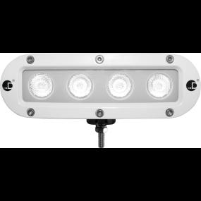 Dr LED Kevin X4 LED Spreader & Spot Light - White