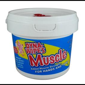front of DYNA-WIPES Dyna-Wipes heavy duty wipe