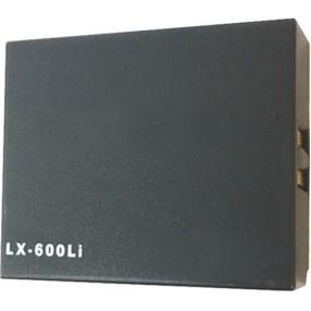 lx600li of Eartec 3.7V Rechargable Lithium Battery