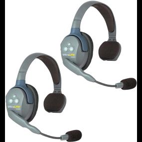 Eartec UL2S UltraLITE Wireless Microphone System
