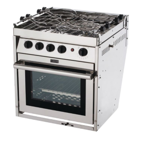 4 Burner Galley Gas Ranges