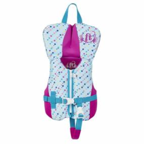 142200-505-000-19 of Full Throttle Hinged Rapid-dry Flex-back Infant Aqua Life Jacket