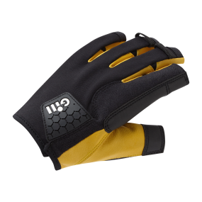 7443bs of Gill Pro Gloves - Short Finger1