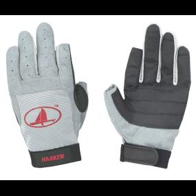 Black Magic Full Finger Sailing Gloves