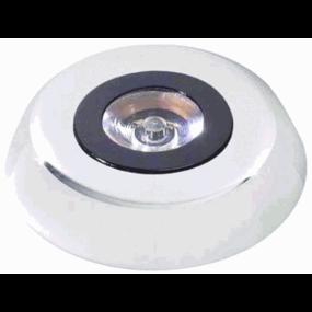 "Innovative Lighting 3"" LED Silverlight Surface Mount 3W Ceiling Light - Silver"