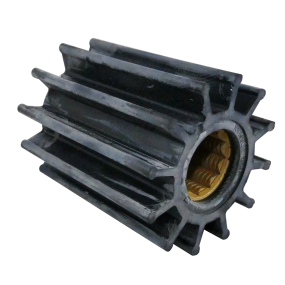 angle view of Johnson Pumps Flexible Impellers - For Cooling Pump