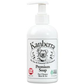 kgsoap07 of Kanberra Gel Premium Tea Tree Oil Hand Soap