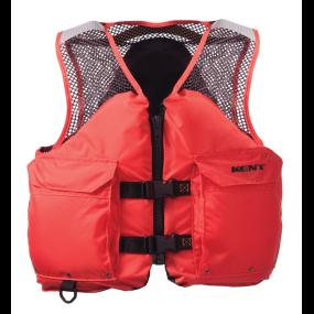 1508 Mesh Deluxe Commercial Vest
