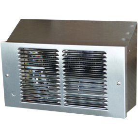 PAW Series Pic-A-Watt Marine Electric Forced Air Wall Heater - Slope Top Model