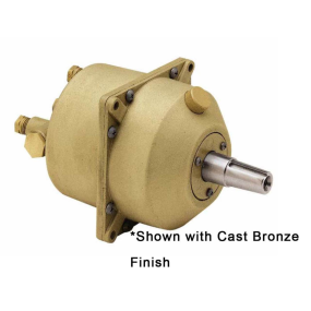 Tapered Short Shaft of Kobelt 7004 Fixed Displacement Hydraulic Steering Helm Pump - 3.4 cu in /Turn