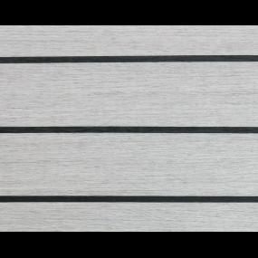Lonseal Wood Marine Vinyl Flooring - Teak/Ebony