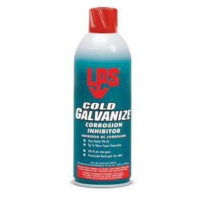 front view of LPS Cold Galvanize - Corrosion Inhibitor