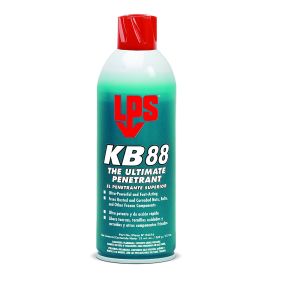 13 oz of LPS KB-88 - The Ultimate Penetrant
