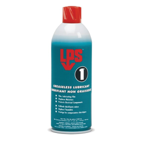 front view of LPS LPS 1 - Greaseless Lubricant