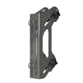 side of Mantus Anchors Mantus Anchor Bracket - Stainless Steel