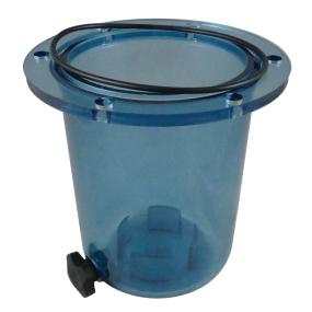 seasbowl of Marine Hardware Sea Strainer Bowl