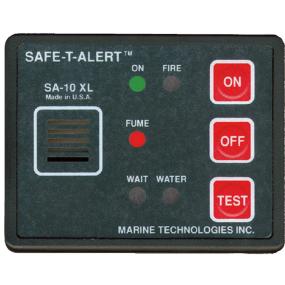 sa-1xl of MTI Industries Gas Fume Detector