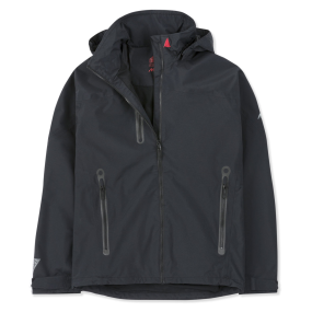 Front View Black of Musto Sardinia BR1 Jacket
