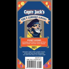 2021 Captn. Jack's Almanac