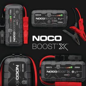 Boost X Extreme Power Jump Starter