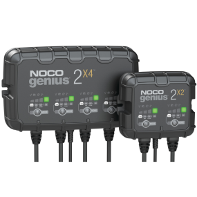 Genius Multi-Bank Battery Chargers & Maintainers