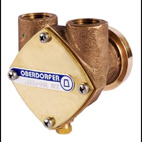 n202m-908 of Oberdorfer Pumps N202M-908 Bronze Engine Cooling Impeller Pump
