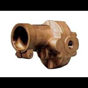 n992r of Oberdorfer Pumps Bronze Gear Pump