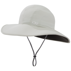 Front View of Outdoor Research Womens Oasis Sun Sombrero