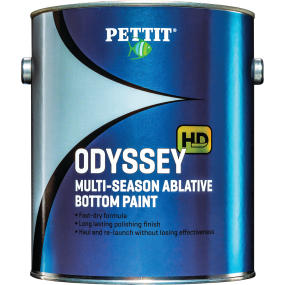 Odyssey HD - Multi-Season Ablative Antifouling Bottom Paint