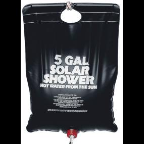 Solar Shower Kit - 5 Gallons