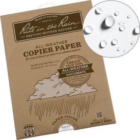 """Copier Paper - White - 8.5 X 11"""""""