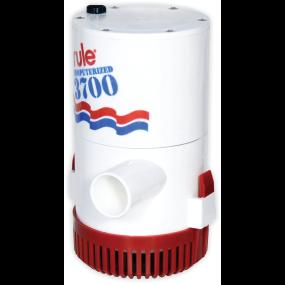 3700 GPH Bilge Pump - Automatic Model