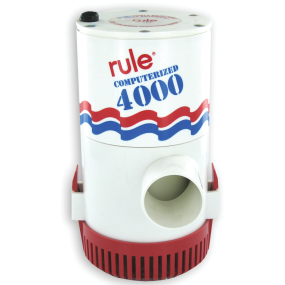 4000 GPH Bilge Pump - Automatic Model