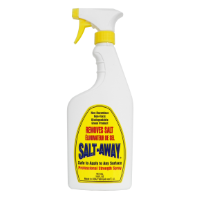 front view of Salt-Away Professional Strength Spray