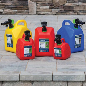 SmartControl Fuel Containers