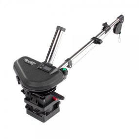 angle view of Scotty 2106B HP Electric Downrigger
