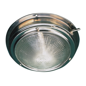 "4"" Stainless Steel Dome Light"