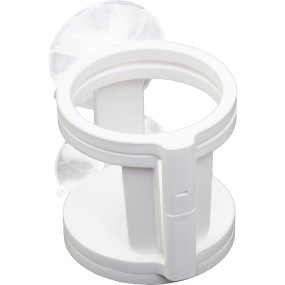 Swing Out Single / Dual Drink Holder With Suction Cups
