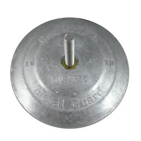rb-xm-alu of Sea Shield Marine Rudder Button Anode