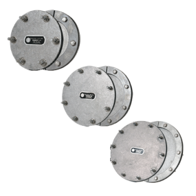 6-8-10 of SeaBuilt Tank Access Plate System - Stainless Steel