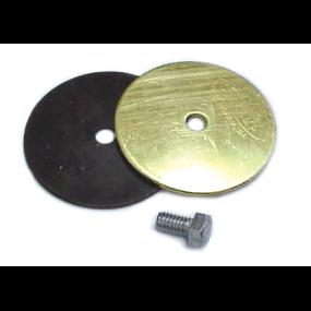 sk3300c of Seakamp Brass End Caps for Heat Exchangers