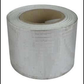 4 inch of Soundtec Mylar Insulation Tape