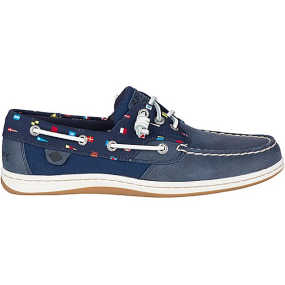 sts83728055 of Sperry Top-Sider Songfish Nautical Flags Boat Shoe